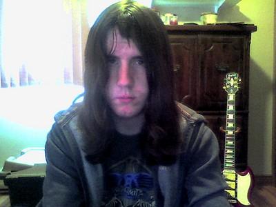 pics for gt long hair men metal